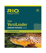 Rio Spey VersiLeader 6/' 1.5 IPS 24 LB Free Shipping Options 6-24550