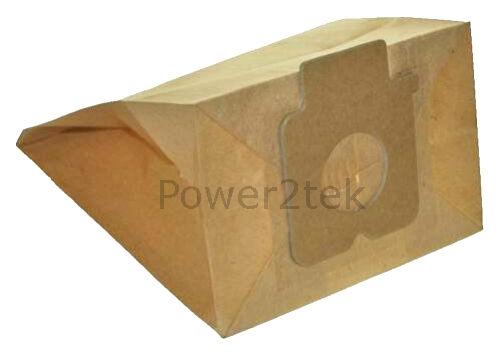 10 x C2E sacs aspirateur pour panasonic MCE738 MCE74 MCE740 hoover neuf