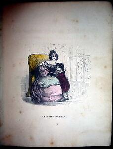 1845 Jane Ann Taylor Nursery Rhymes