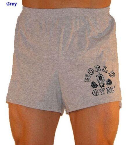W601 World Gym Shorts