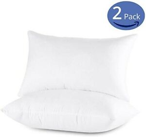 Queen-Size-20x26-034-Down-Alternative-Polyester-Bedding-Pillows-Pack-of-2