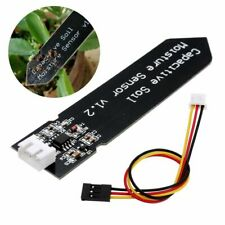 Analog Capacitive Soil Moisture Sensor V12corrosion Resistant With Cable Hm