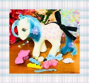 ❤️My Little Pony MLP G1 Vtg 1987 Twice As Fancy FIFI Perm Shoppe Accessories❤️
