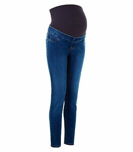 Maternity-New-Look-Jeans-Sopra-Bump-Jeggings-Taglie-8-10-12-16-NUOVO-STOCK