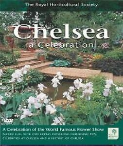 DVD-TV-Programme-A-Celebration-Of-Chelsea-Flower-Show