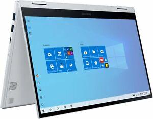 """Samsung - Galaxy Book Flex Alpha 2-in-1 13.3"""" QLED Touch-Screen i5 8gb/256gb"""