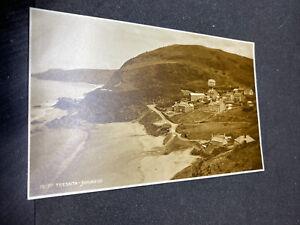 Tresaith, Cardiganshire Postcard RP Judges p