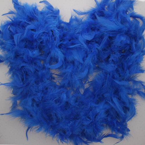 2M Feather Boa Strip Fluffy Craft Costume Hen Night Dressup Wedding Party Decor