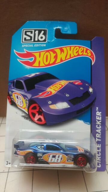 Hot Wheels Toys R Us European Mail In Circle Tracker S16 Special Ed