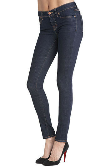 J BRAND SKINNY ANKLE INK STRETCH JEANS Größe 29