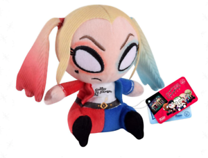 Funko-Mopeez-Harley-Quinn-Plush-Suicide-Squad-4-5-034-ONLY-3-LEFT