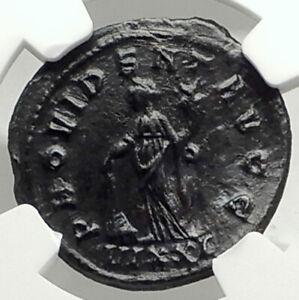 NUMERIAN-Authentic-Ancient-283AD-Original-Roman-Coin-PROVIDENTIA-NGC-i76323