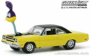 Greenlight 30088 Plymouth Road Runner 1970 with The Loved Bird Road Runner 1/64
