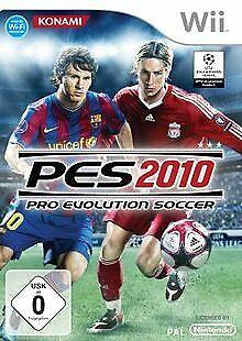 PES 2010 - Pro Evolution Soccer de Konami Digit... | Jeu vidéo | état acceptable