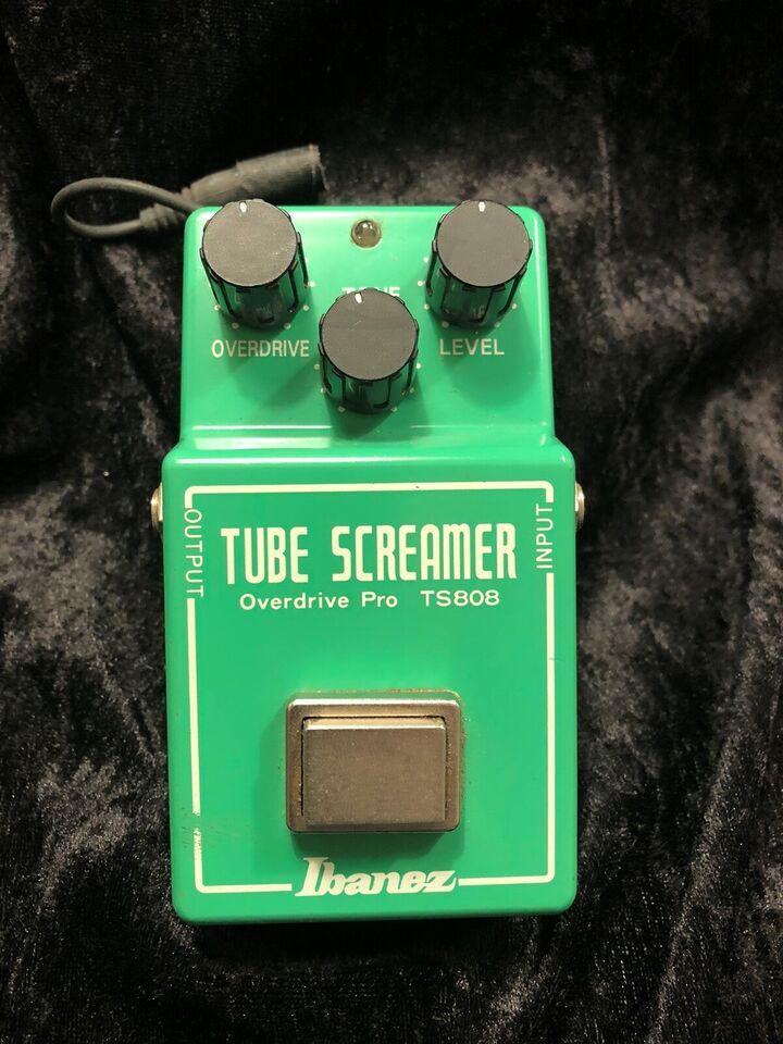 Tube Screamer 808, Ibanez