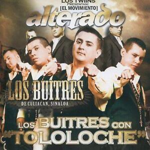 Los-Buitres-de-Culiacan-Sinaloa-Con-Tololoche-CD-New-Sealed