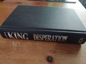 Desperation-by-Stephen-King-Hardback-1996-First-Edition-1st-Printing-UK