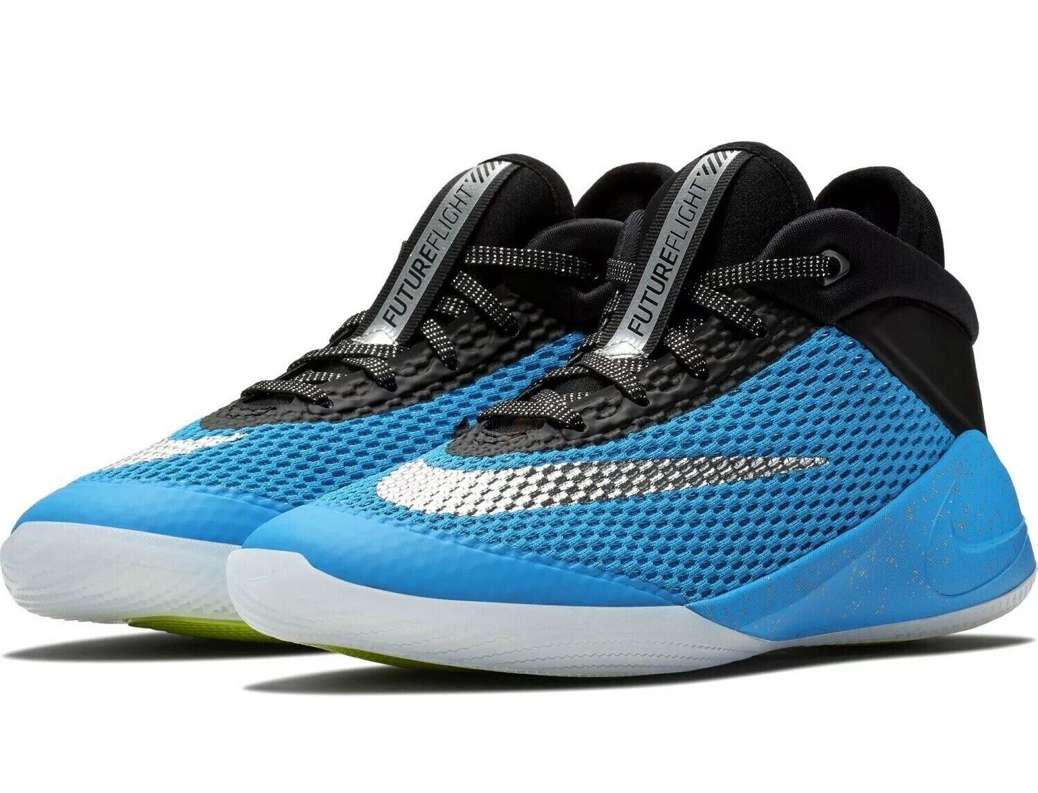 Nike Future Flumière (GS) YOUTH chaussures AH3430-400 Bleu Taille UK 6 EU 39 US 6.5Y NEUF