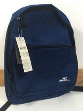 O'Neill AC Coastline Canvas 20L Backpack Rucksack Sports Bag BNWT Atlantis Blue