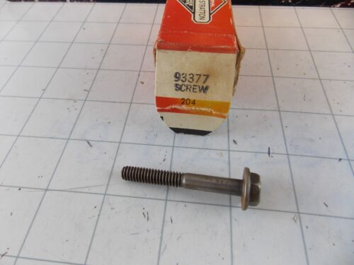 FOR 1 FREE S/&H!!! Briggs and Stratton Bolt// Screw 93377