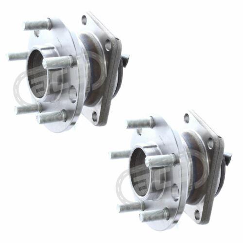 Ford Mondeo Mk3 Estate 2000-2007 Rear Wheel Bearing Hubs With ABS Sensor 81mm