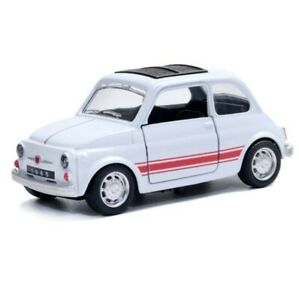 Fiat-500-Diecast-Die-Cast-Model-1-36-Collectable-Kids-Car-AC005-a-F01