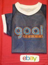 NEW ! Augusta Sportswear MENS sz M blue white REVERSIBLE PRACTICE soccer JERSEY