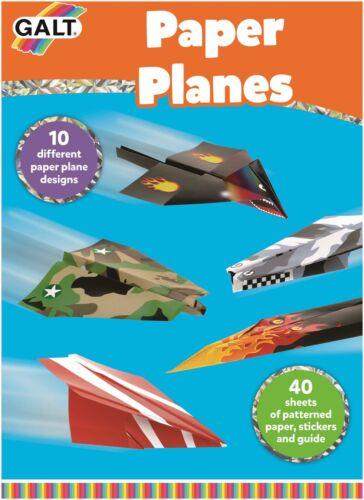 Galt PAPER PLANES Kids Art Craft Toy BN