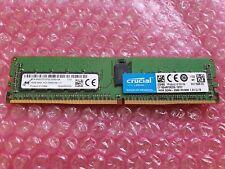 16 GB MICRON MTA18ASF2G72PDZ-2G6D1SG DDR4 PC4-2666V RAM