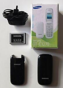 Samsung e1270 Handy (Entsperrt).