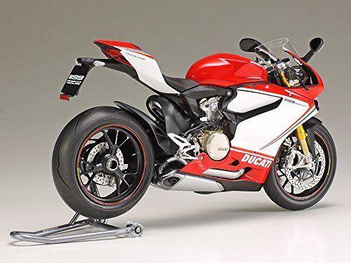 Tamiya 14132 Ducati 1199 S Panigale S 1199 TriColoreeee 1 12 Scala Kit effd80