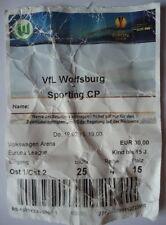 TICKET UEFA EL 2014/15 VfL Wolfsburg - Sporting CP