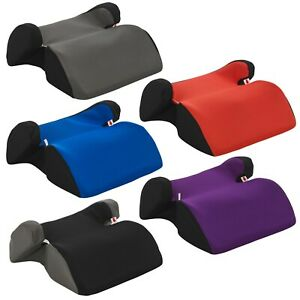 Techno-Booster-Seats-Car-Travel-Safety-Comfort-Group-2-3-Holds-15-36kg-5-Colours