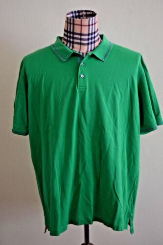 Robert Graham Mens Green Pique Short Sleeve Shirt