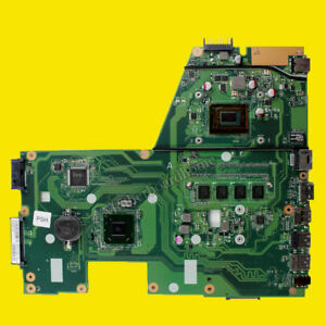 For ASUS X551C F551C P550C D550C X551CA X551CAP Motherboard With 1007U Mainboard