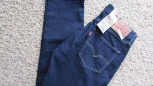 005111304 Homme Jeans Slim Levis Nouveau Fit Laver 511 30x32 wf0RxZq