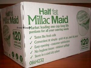 MILLAC-MAID-BOX-of-120-LONG-LIFE-SKIMMED-HALF-FAT-MILK-PORTIONS-CATERING-SACHETS