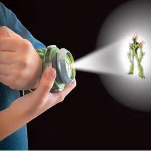 Ben 10 Illuminator Uhr Omnitrix Alien Force Projector Geschenk Kinder Spielzeug