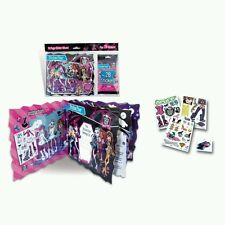 6 x Monster High ALBUM Collection 16 Page & 28 Stickers, PARTY GIRLS GIFT, OFFER