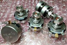 Lot Assorted Clarostat Potentiometers 1k 2k 25k 10k 50k 100k Variable Resistors