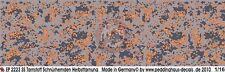 Peddinghaus 1/16 Waffen-SS Schnürhemd Autumn type Camouflage Pattern WWII 2223