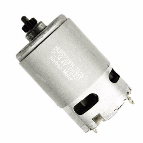 Motor Mit 14,4V//13 Zähne Für Bosch GSR 14.4-2-li PSR14.4li-2 2 609 199 253