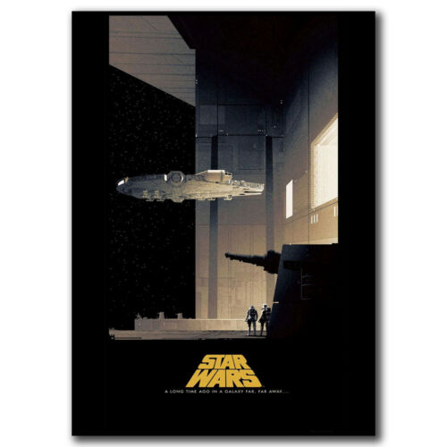 Star Wars a Hope Classic Movie Film Art Hot 12x18 24x36in FABRIC Poster N3723