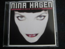 CD  NINA HAGEN   Return of the Mother  Neuwertige CD !!