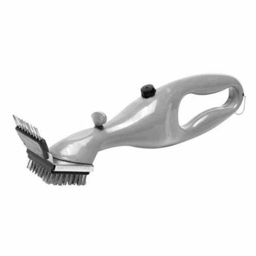 Brosse Nettoyage Grill Barbecue Vapeur Acier Inoxydable Outil Nettoyage Grill