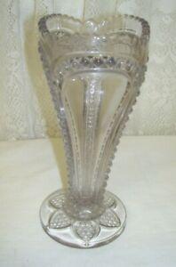 Vintage-Pattern-Glass-Vase