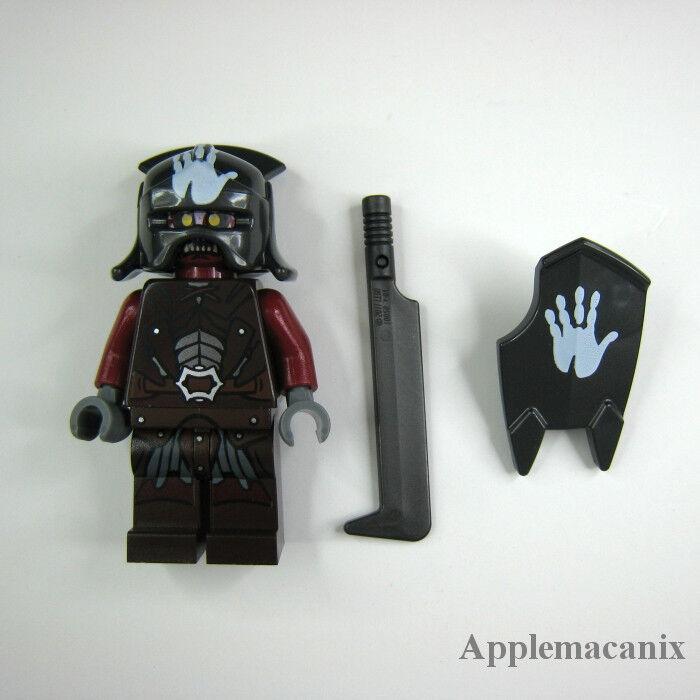 LEGO 10237 The Tower Of Orthanc Lord Rings - URUK-HAI ORC Minifigure White Hand