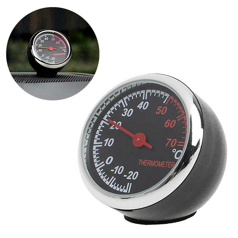 12V Car Temperature Meter Tool Automotive Mechanical Pointer Digital Thermometer