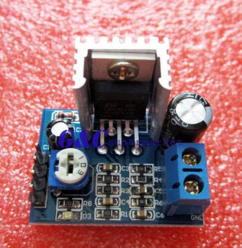 5PCS TDA2030A Amplifier Board module Voice Amplifier Single Power Supply M56