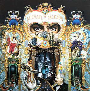 Michael-Jackson-CD-Dangerous-Rare-Cardboard-Sleeve-Europe-EX-EX